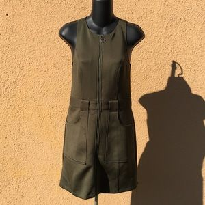 Abercrombie & Fitch Sleeveless Dress